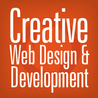 Creative web design & development