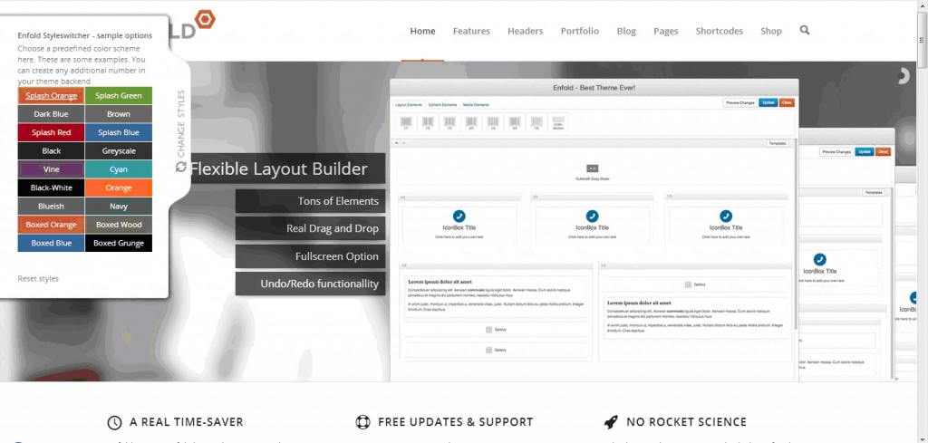 enfold themeforest