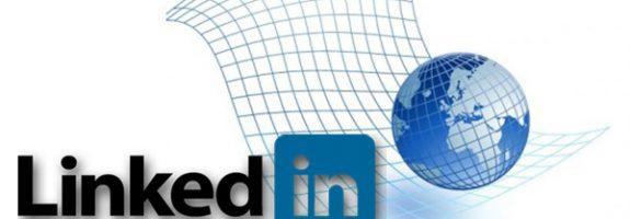 Pagina de companie pe LinkedIn