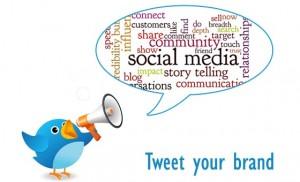 tweet your brand